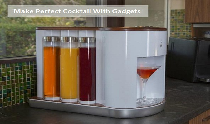 Make The Perfect Cocktail With These 5 Gadgets